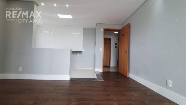 Apartamento com 3 dormitórios à venda, 67 m² por R$ 350.000,00 - Tiradentes - Campo Grande - Foto 4