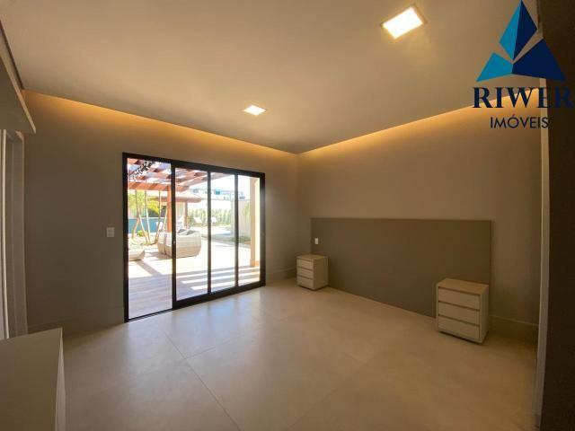 Luxo! Casa perfeita e mobiliada em Vicente Pires! 4 suites, revestimentos e materiais de p - Foto 14