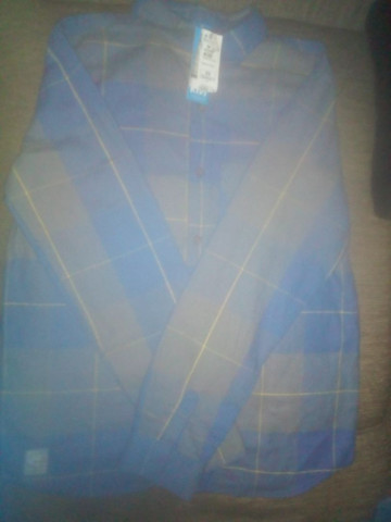 Camisa social semi Nova - Foto 3