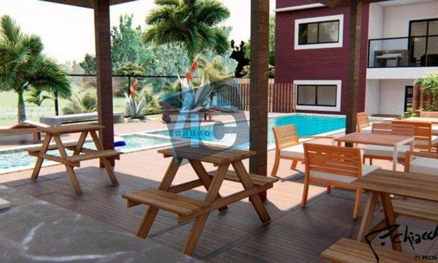Apartamento com 3 dormitórios à venda, 89 m² por R$ 370.000 - Taperapuã - Porto Seguro/BA - Foto 3