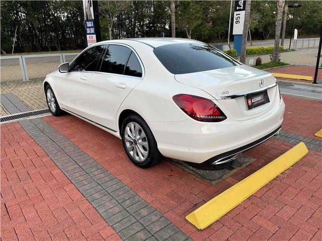 Mercedes-benz C 180 2019 1.6 cgi flex exclusive 9g-tronic - Foto 7