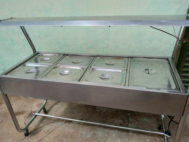 Buffet térmico quente - Foto 2