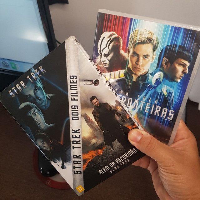 Trilogia: Star Trek (nova Geração)
