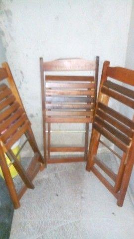 3 caldeiras em madeira , tipo dobrável flexível , só $25 cada unidades .