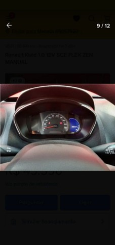 Renault kwid 1.0 12v - Foto 2