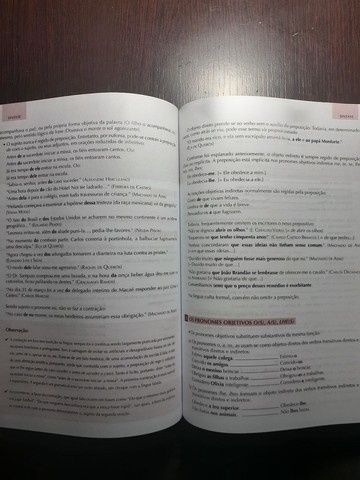Livro Gramática prof. Cegalla Pouco usado - Foto 2