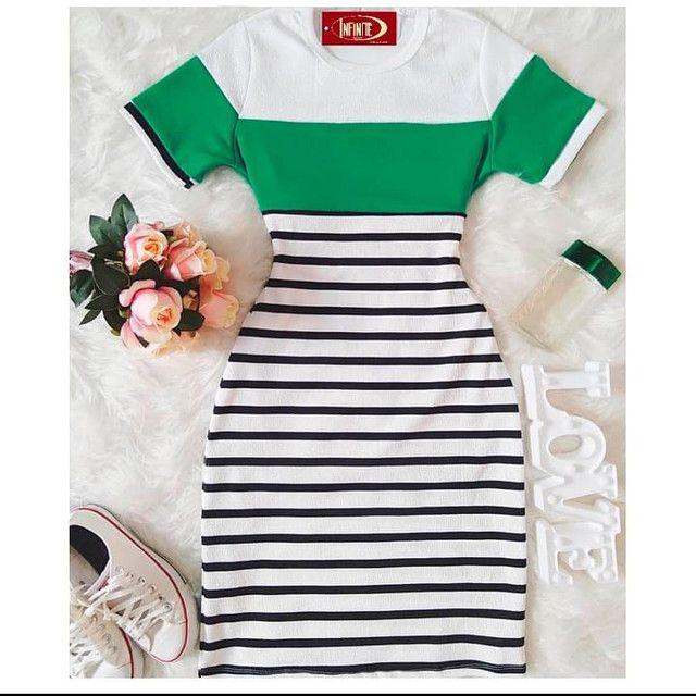 Lindo vestido moda verão  - Foto 2