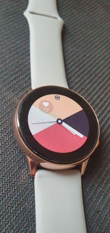 Samsung Watch Active Rose - Foto 3