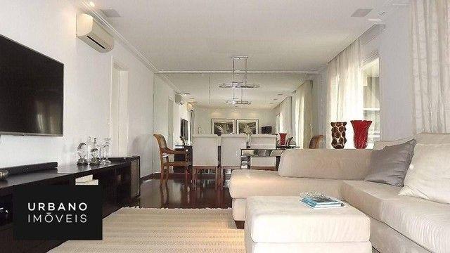 Apartamento com 4 dormitórios para alugar, 226 m² por R$ 25.000,00/mês - Vila Nova Conceiç - Foto 2