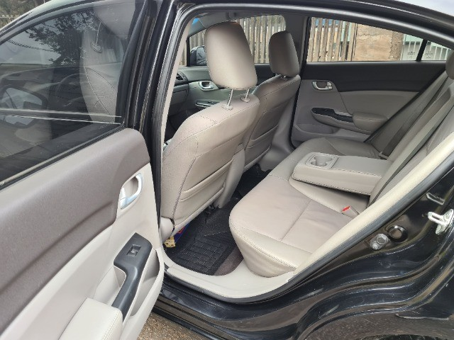 Civic lxr 2.0 automático 2014 - Foto 13