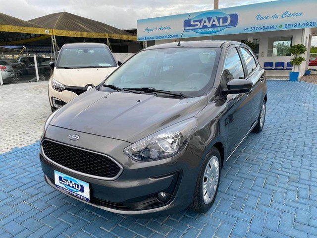 Ford KA SE AT 1.5 HA C
