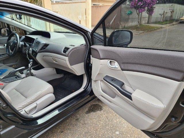 Civic lxr 2.0 automático 2014 - Foto 12