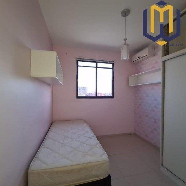 Apartamento com móveis projetados no Monte Castelo - Foto 3
