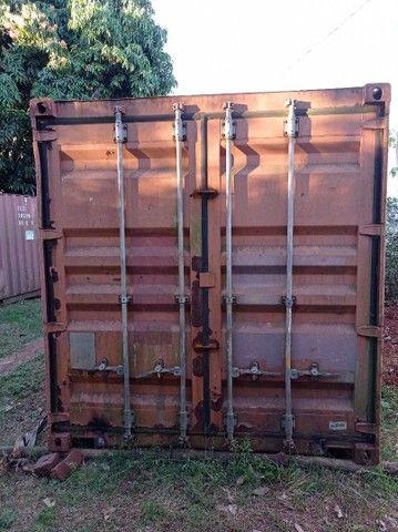Container de 20 pés (6 metros)  - Foto 2