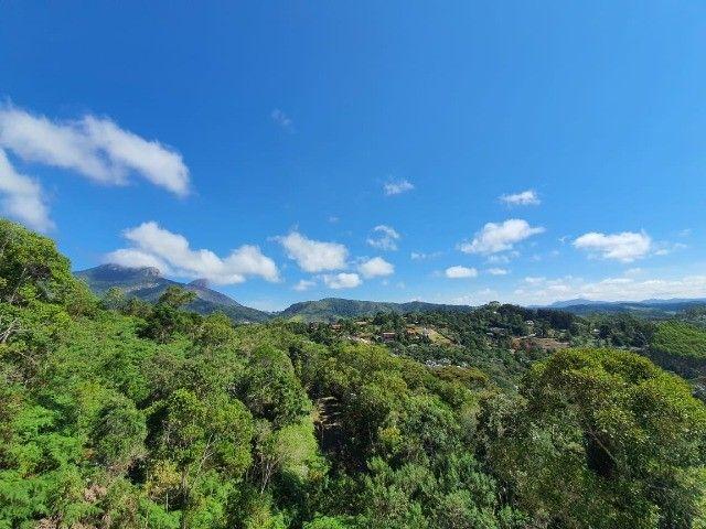 Vendo Lote 2.500 M² com Vista Eterna para Pedra Azul - Condomínio Cerro Azul - Foto 13