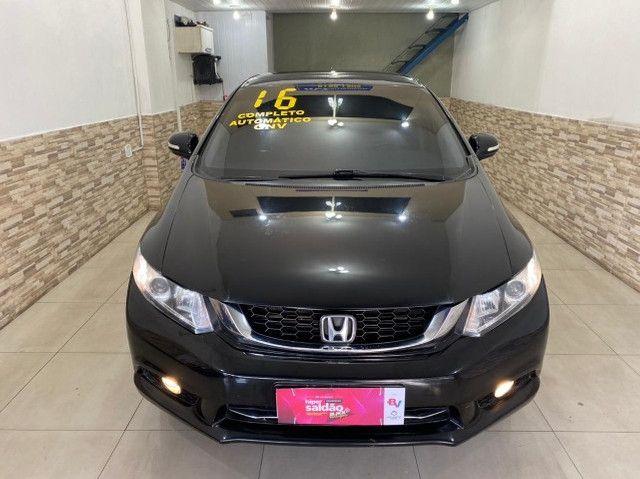Honda Civic 2.0 GNV - Foto 2
