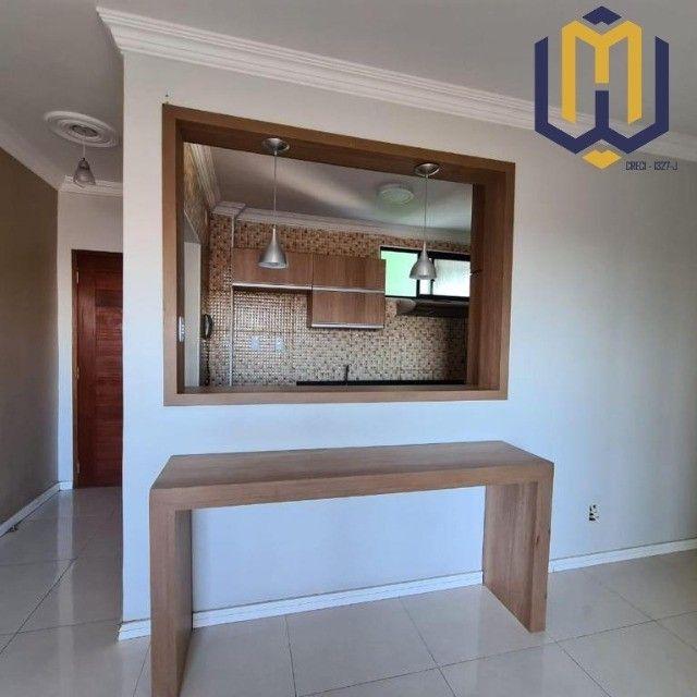 Apartamento com móveis projetados no Monte Castelo - Foto 7