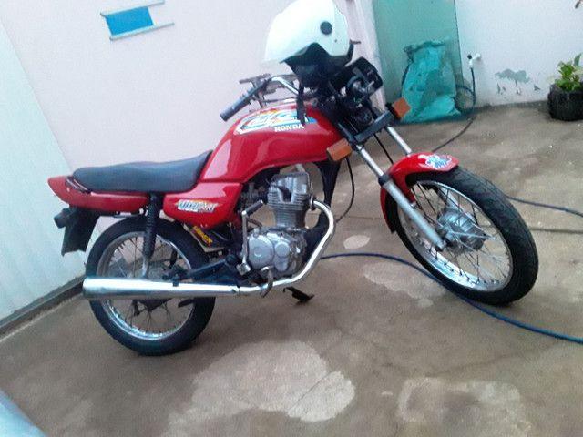 Moto 99 zera de leilão  - Foto 2