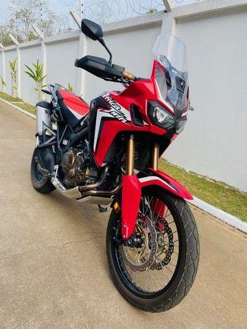 África Twin 1000L 2020 ZERO!! - Foto 4