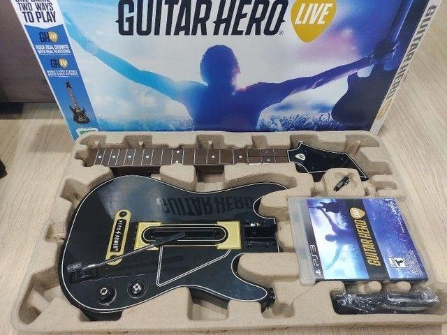 Guitarra Guitar Hero  para PS3 - Foto 4