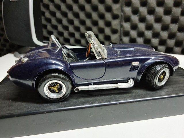 Miniatura 1/18 Shelby Cobra 427s/c 1964 - Foto 4