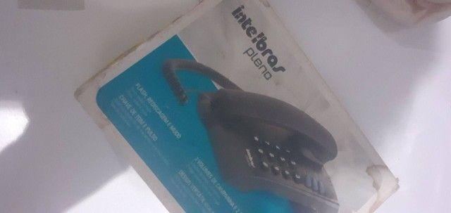 Telefone com fio - Intelbras Pleno - Foto 6