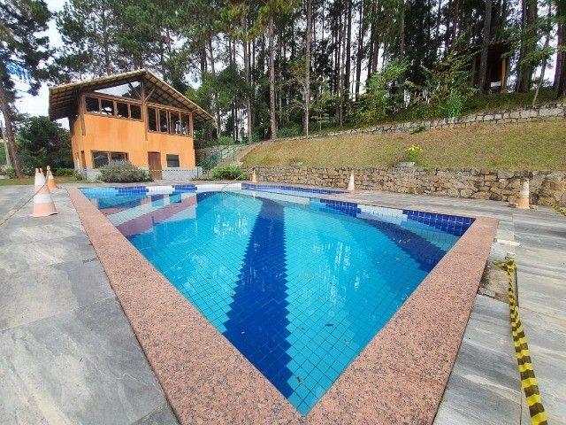 Vendo Lote 2.500 M² com Vista Eterna para Pedra Azul - Condomínio Cerro Azul - Foto 14