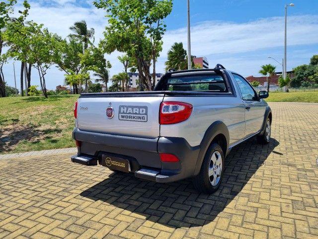 Fiat Strada 1.4 hardworking 2020 - Foto 3