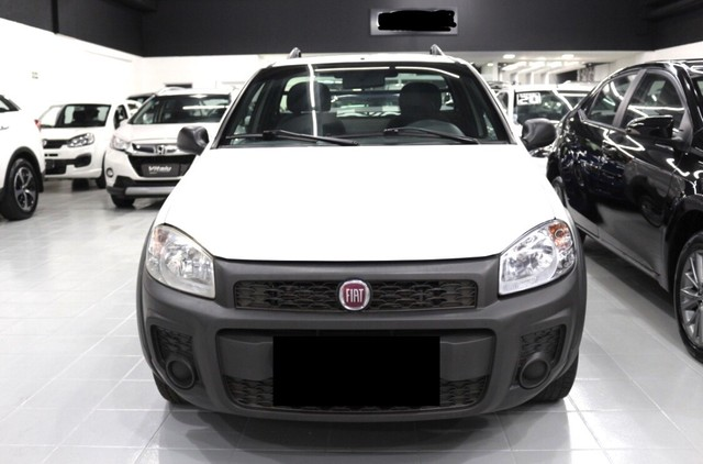 Fiat Strada no boleto - Foto 2