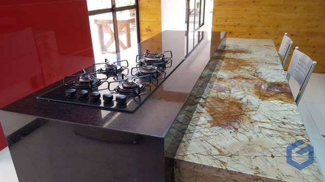 Casa com 5 dormitórios à venda, 508 m² por R$ 2.500.000,00 - Portal do Sol - João Pessoa/P - Foto 20