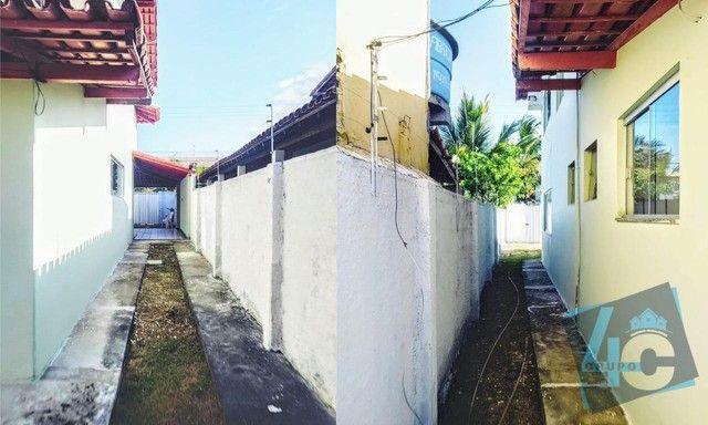 Casa com 3 dormitórios à venda por R$ 450.000 - Coroa Vermelha - Santa Cruz Cabrália/BA - Foto 9