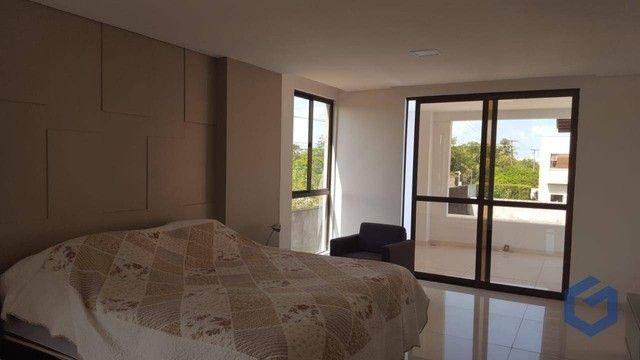 Casa com 5 dormitórios à venda, 508 m² por R$ 2.500.000,00 - Portal do Sol - João Pessoa/P - Foto 17