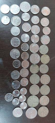 Lote de moedas colecionador - Foto 3