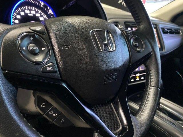 HONDA HR-V 1.8 16V FLEX EX 4P AUTOMÁTICO  2019 C/ GNV - Foto 5
