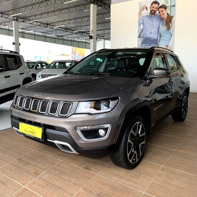 Jeep Compass Limited 2019 - Foto 3
