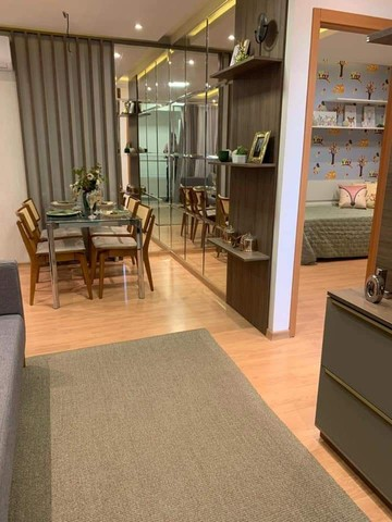 Apartamento à venda Jardim Carvalho - 2 dormitórios com suíte e sacada!