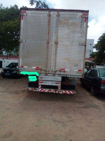 Vendo ou troco  Caminhão FORD F7000 - Foto 6