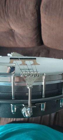 Banjo Rover 5 Cordas Openback - Foto 3