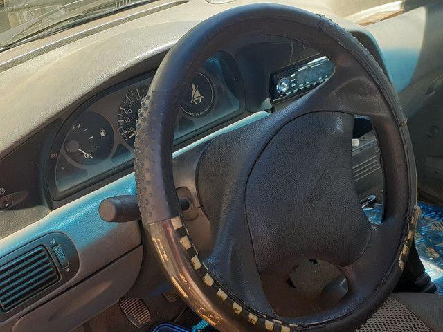 Fiat palio 98 com documento e recibo 5.000 valor negociável  - Foto 2