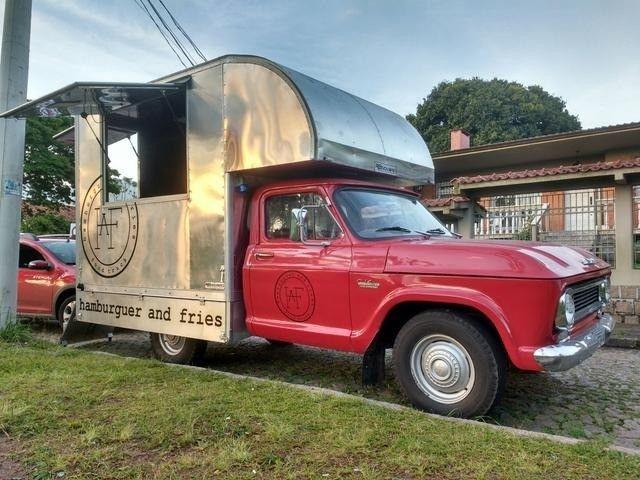 Food Truck  (Uma verdadeira relíquia) - Foto 4