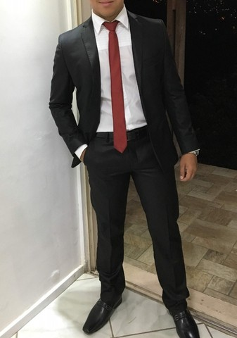 Terno slim TRT Men's Wear