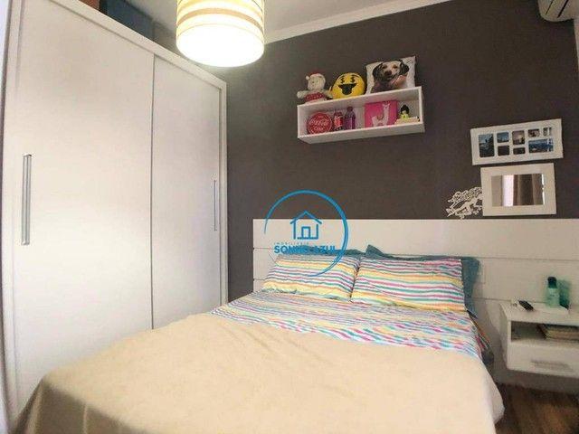 Apartamento à venda, 138 m² por R$ 636.000,00 - Balneário - Florianópolis/SC - Foto 13
