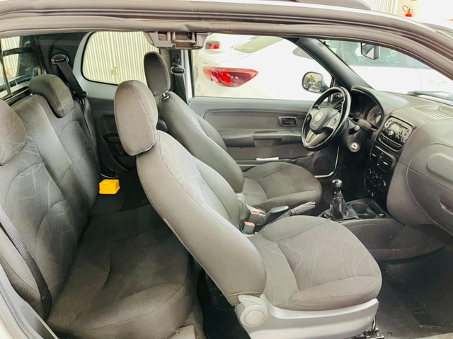 Fiat Strada 1.4 Hard Working 2018 3P Cabine Dupla  - Foto 5