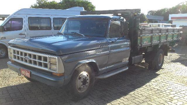 FORD F-4000 1993 DIR HIDR E 5 MARCHAS