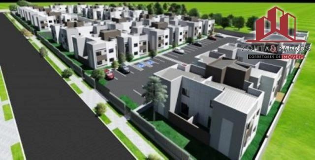 Apartamento à venda com 2 dormitórios em Estados, Fazenda rio grande cod:AP00003 - Foto 11