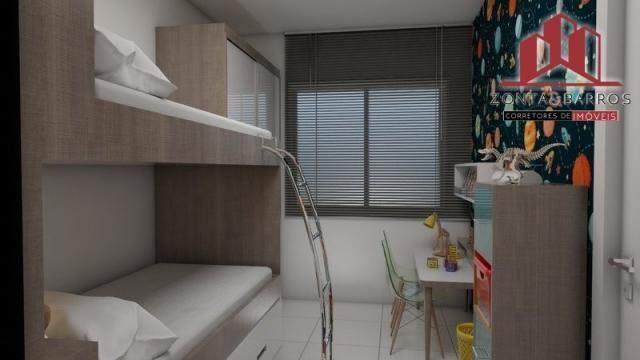 Apartamento à venda com 2 dormitórios em Estados, Fazenda rio grande cod:AP00003 - Foto 19