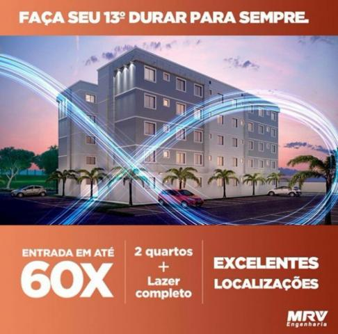 Apartamentos 2 quartos em Campo Grande Até 47 Mil de subsídio Est do Mendanha ou Campinho