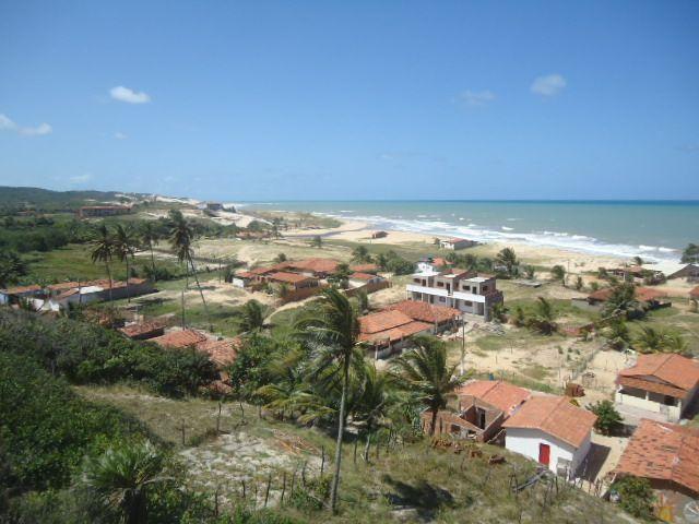 Terreno 250m² Praia de SAGI no Centro - RN