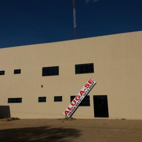 Galpão na TO-050 com 1600 m²