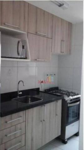 Vende-se apartamento no Residencial Joaquim Borges- KM IMÓVEIS